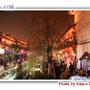 麗江古城酒吧街夜色