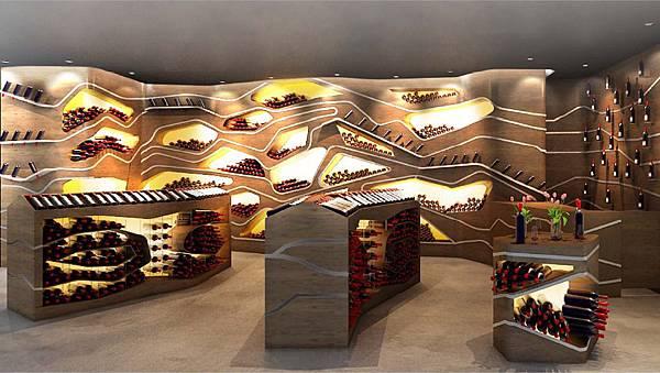 Crave wine cellar 2