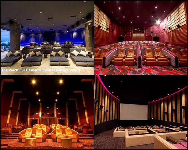 泰國電影院