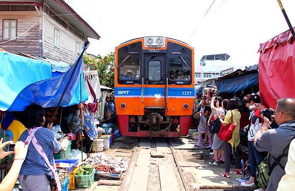 鐵道市場021