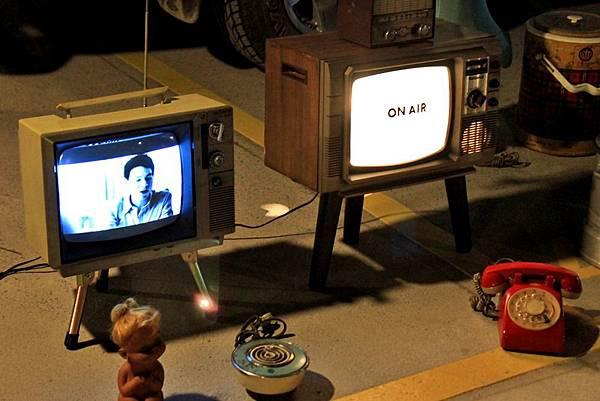 4-4 老電視機!
