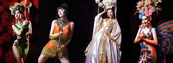 泰國人妖--表演版