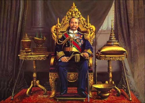 拉瑪五世王