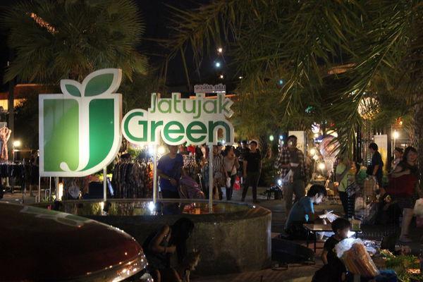 Jatujak Green夜市1
