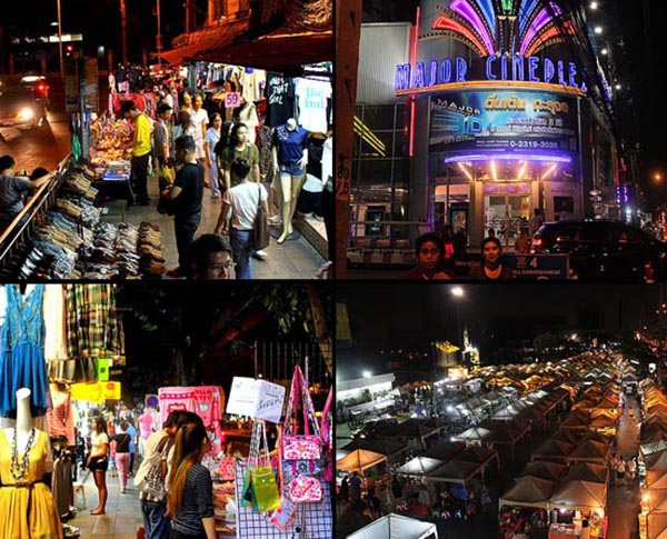 Ramkhamhaeng夜市2