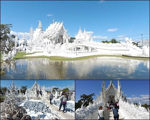 清萊白廟+白泉