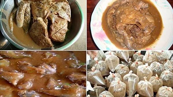14吃特別臭的臭魚醬