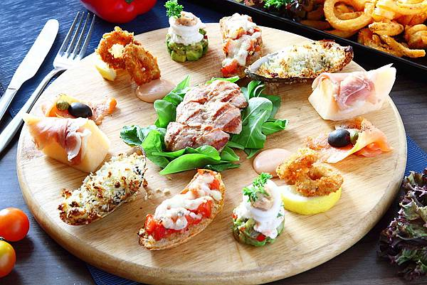 Mixed Appetizer Platter(Old)
