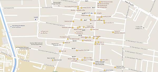 Nimman Rd Map.png