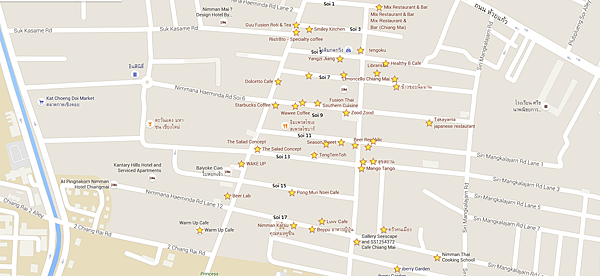 Nimman Rd Map.png