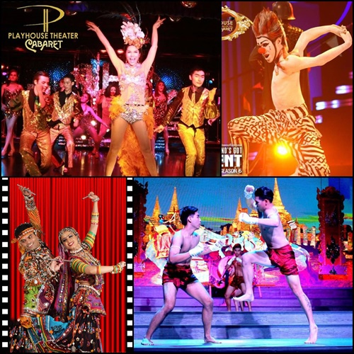 Playhouse Magical Cabaret Bangkok