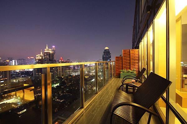 5. Royal Duplex -Terrace