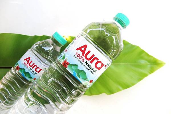 Aura 2 bottle