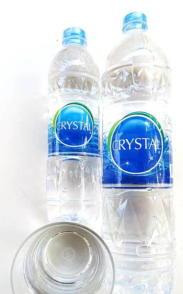 Crystal - white