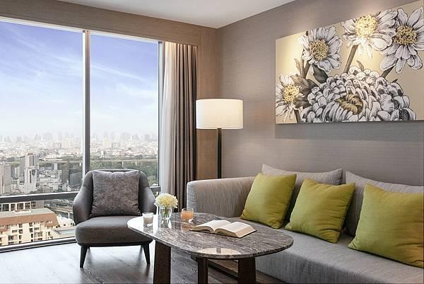 Chrysanthemum Suite (Two bedrooms) - 96 sq.m. (1)