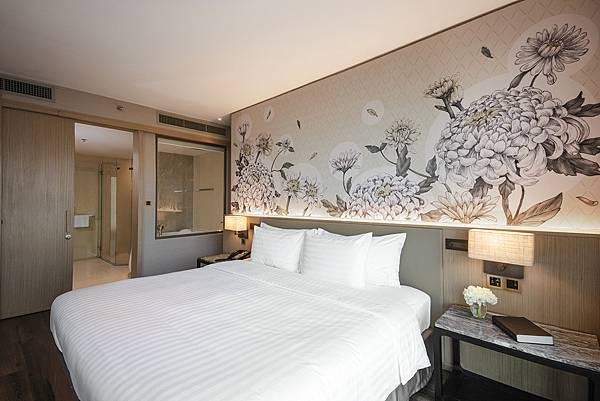 Chrysanthemum Suite (Two bedrooms) - 96 sq.m. (2)