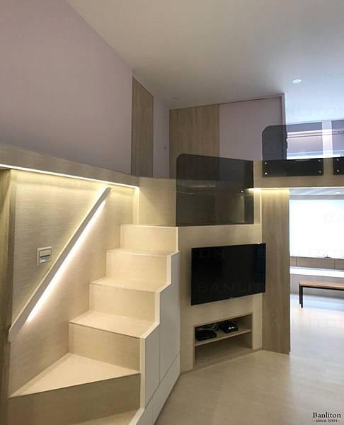 挑高夾層樓梯設計04.JPG