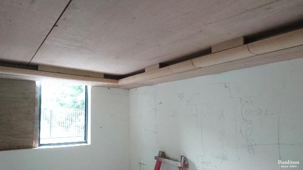 挑高夾層裝潢-弧形天花板設計04.jpg
