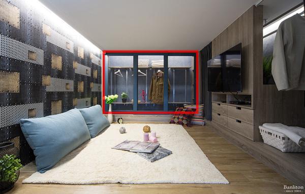 挑高夾層設計-展示型收納!夾層屋的多種收納技巧(小型物件篇)05.jpg