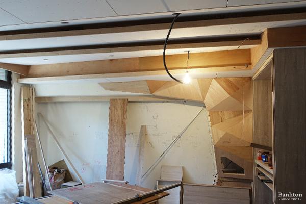 挑高夾層設計-夾層窄宅專用的大斜線設計04.jpg