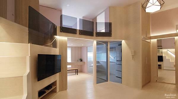 挑高夾層裝潢設計-14坪小宅重生大改造00.jpg