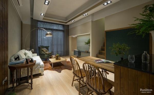 挑高夾層裝潢-5+3房的奇蹟夾層設計03.jpg