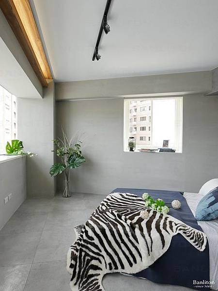小坪數室內裝潢設計-灰斜美!翻轉狹長型老屋的新價值14.JPG