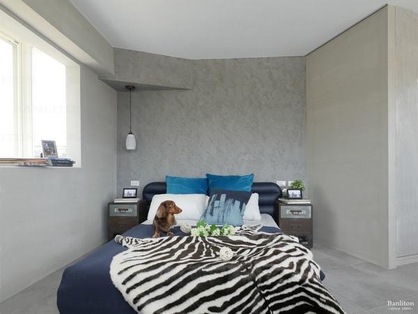小坪數室內裝潢設計-灰斜美!翻轉狹長型老屋的新價值13.JPG