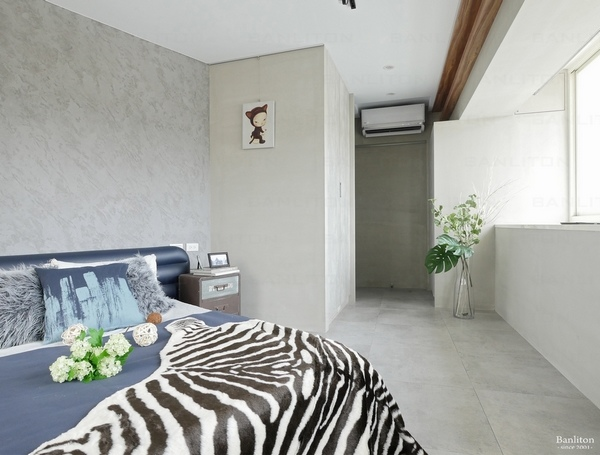 小坪數室內裝潢設計-灰斜美!翻轉狹長型老屋的新價值15.JPG