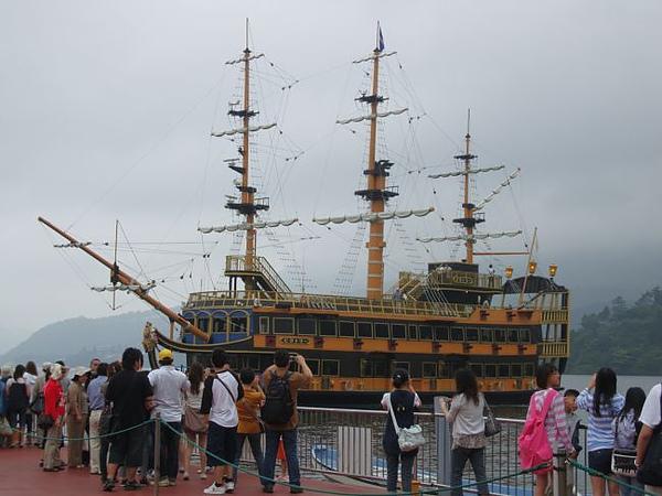 箱根-海賊船