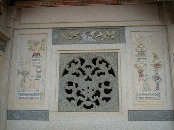 山后民俗文化村-石雕