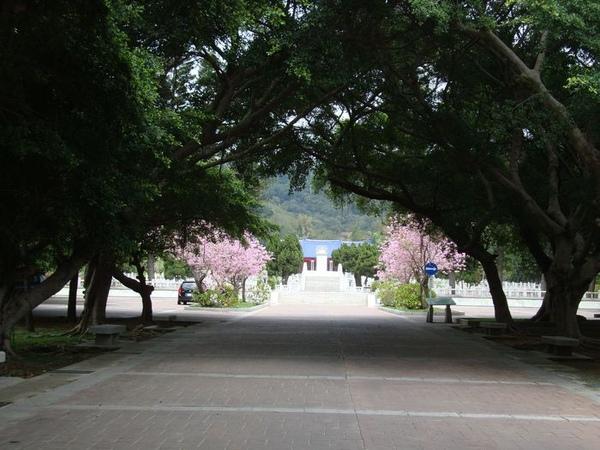 太武山入口