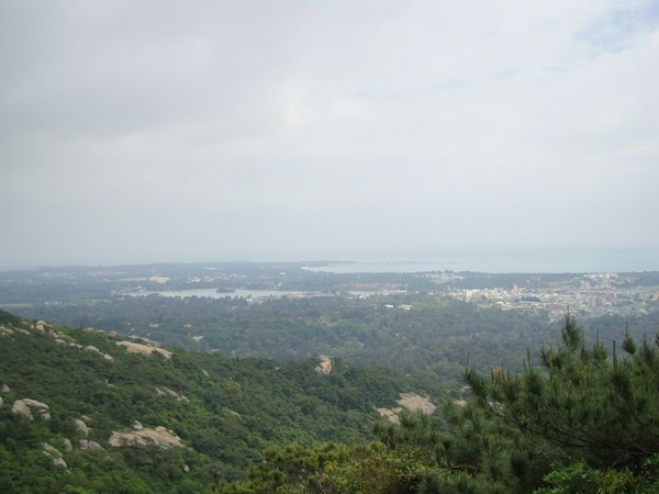 太武山遠眺