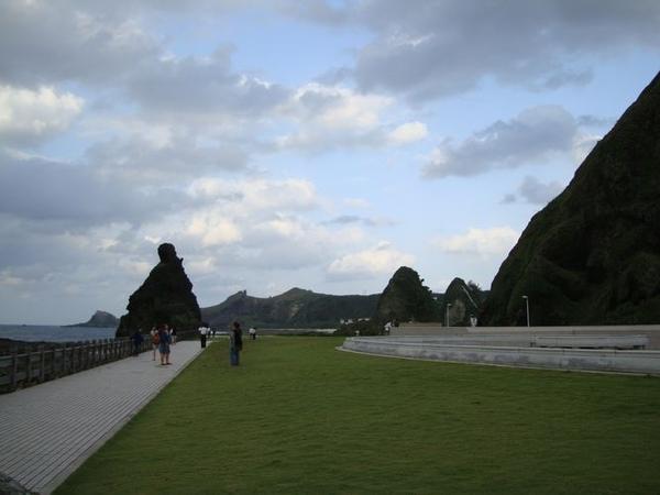 綠島-人權紀念公園