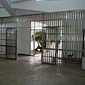 綠島監獄內部