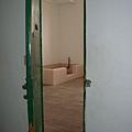 綠島監獄牢房內部