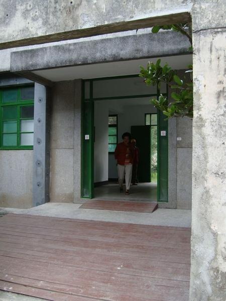 獨居房大門