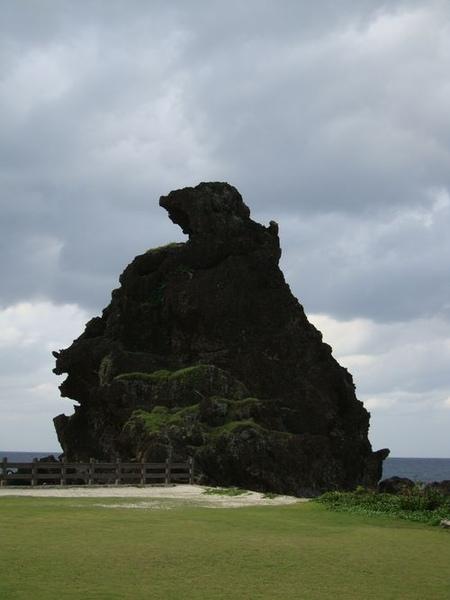 綠島-將軍岩
