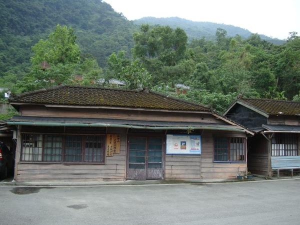 林田山-舊房舍