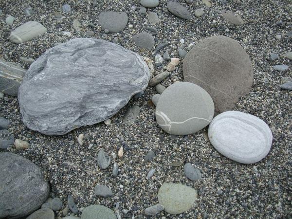 蘇花公路沿海-石頭千百種