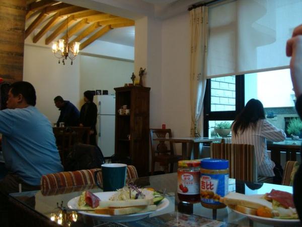 觀月民宿-餐廳