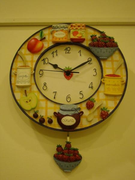 6號美宿館-可愛時鐘