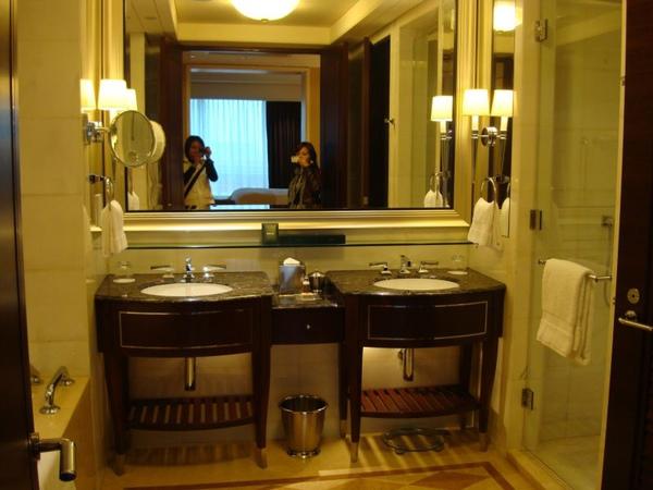 四季酒店-洗手台