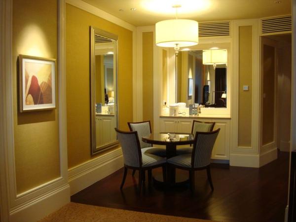 四季酒店-餐桌