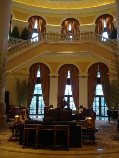 四季酒店-大廳