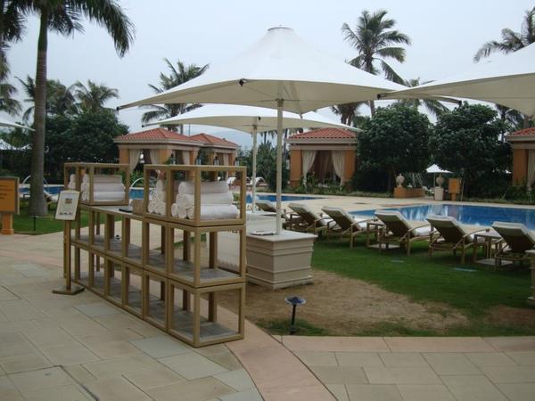 四季酒店-游泳池