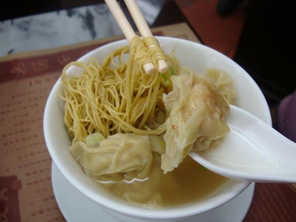黃枝記-雲吞麵