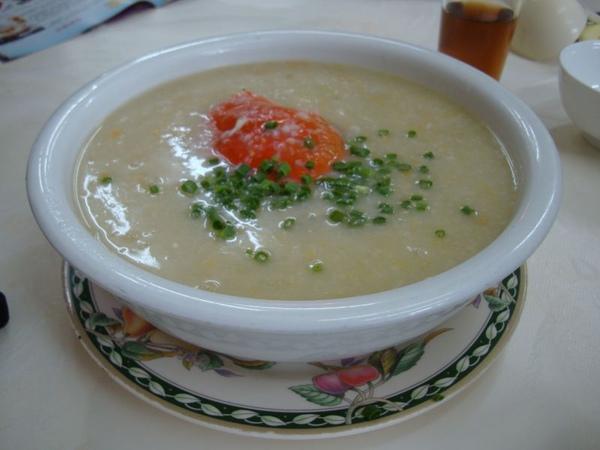 誠昌飯店-水蟹粥