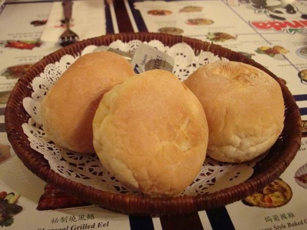 熊貓餐廳-葡式麵包