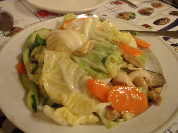 熊貓餐廳-炒雜菜